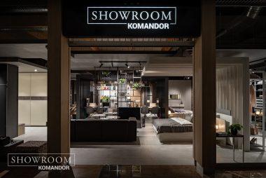 Otwarcie Showroom Komandor w Poznaniu