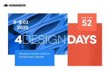 V edycja Targów 4 Design Days w Katowicach