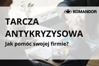TARCZA ANTYKRYZYSOWA - COVID-19